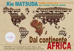 Dal continente AFRICA