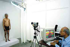 Biofield Viewer Technology Set up