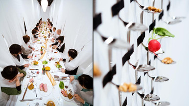 Some food design projects we love 1 (events)