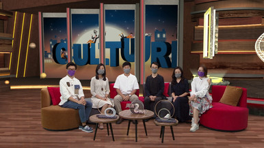 Thank you RTHK for interviewing Deep Food