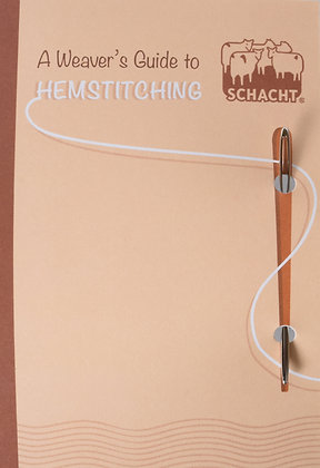 A Weaver's Guide to Hemstitching (plus needle)