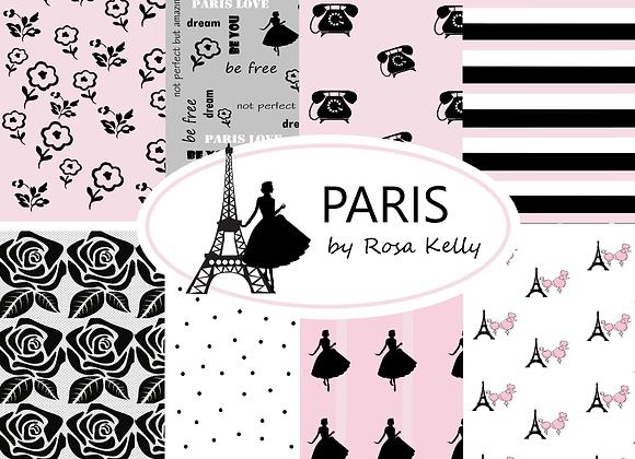 Paris Paper Collection