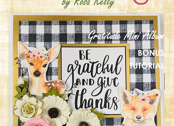 Creating by Rosa Kelly Magazine Vol 3 - Issue 4
