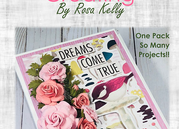 Creating by Rosa Kelly Magazine Vol 2 - Special Edition