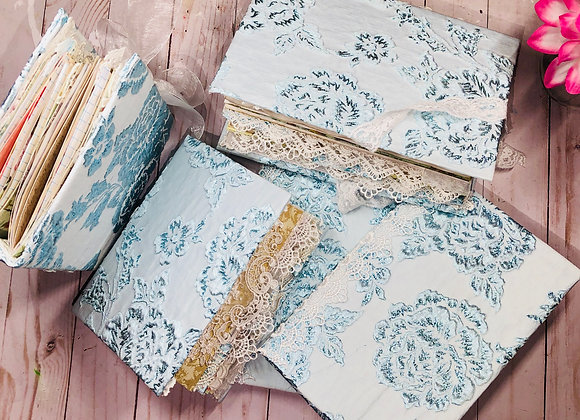 Fabric & Lace Journals