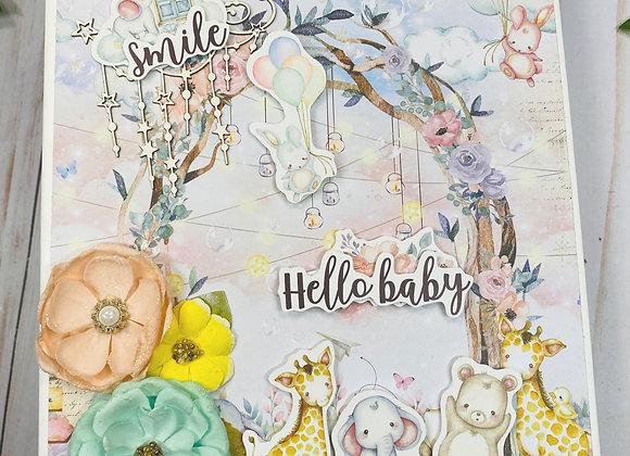 Dream Land Interactive Baby Album