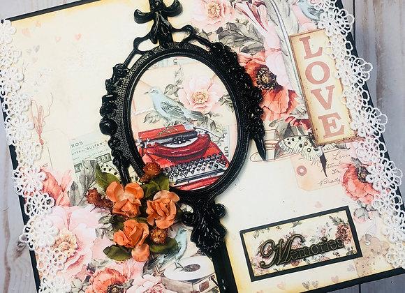 Love Letters Gatefold Album