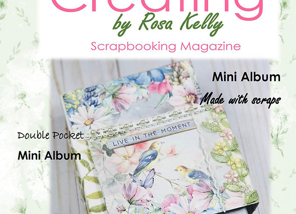 Creating by Rosa Kelly Magazine Vol 2 - Issue3