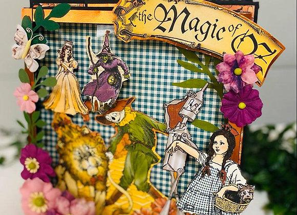 Magic of Oz Video Class