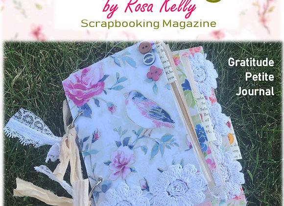 Creating by Rosa Kelly Magazine Vol 1 - Issue 3