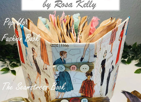 Creating by Rosa Kelly Magazine Vol 3 - Issue 3