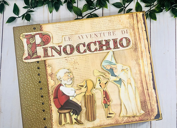 Adventures of Pinocchio Video Class