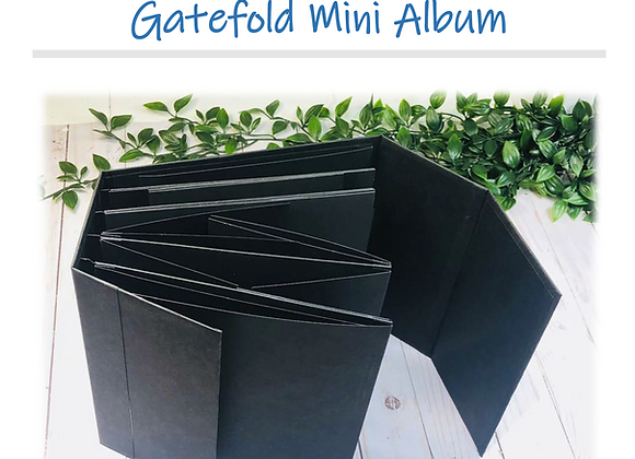 Gatefold Album Tutorial