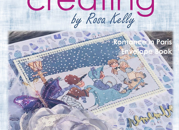 Creating by Rosa Kelly Magazine Vol 2 - Issue 1