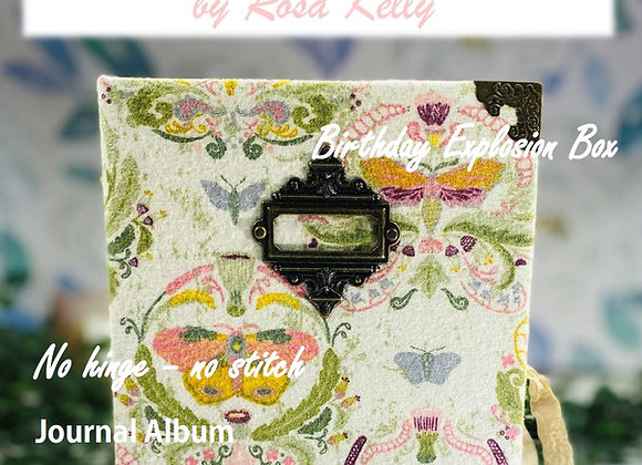 Rosa Kelly Magazine   Vol 3 - Issue 2