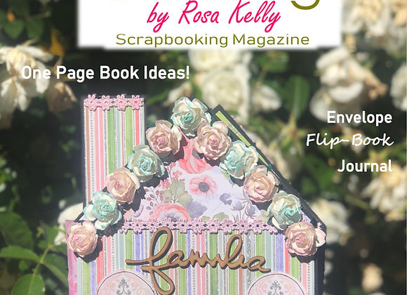 Creating by Rosa Kelly Magazine Vol 2 - Issue 2