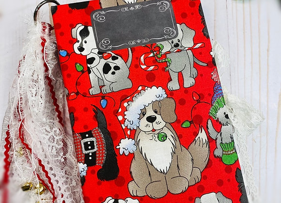 Christmas Pets Midori Mini Album