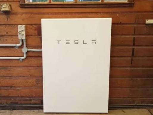 Tesla Solar Energy