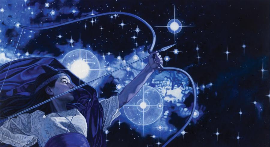 Blue Stardust