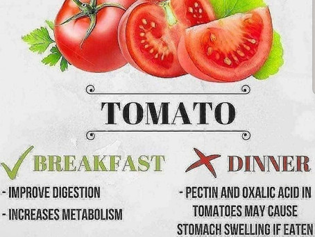When Is A Good Time To Eat Tomatoes