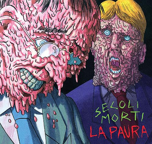 "Secoli Morti ""La Paura"" CD - 2020 (PP012CD)"