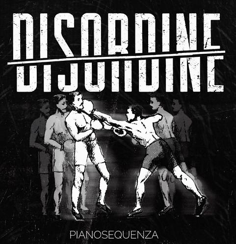 """Disordine """"Pianosequenza"""" - CD Album 2018"""