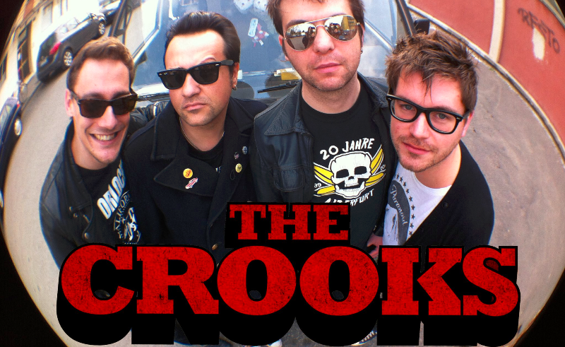 The Crooks - Milano (Italy)