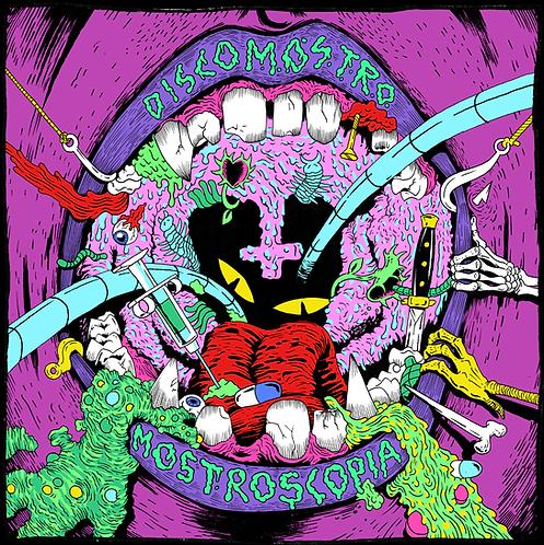 "Discomostro ""Mostroscopia"" - CD Album 2018"