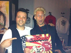 2015-10-09 00_51_08-THE CROOKS LIVE A MILANO CON I GREEN DAY.doc (Protected View) - Microsoft Word