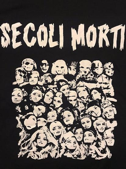 T-SHIRT SECOLI MORTI - TAGLIE S / M / L / XL