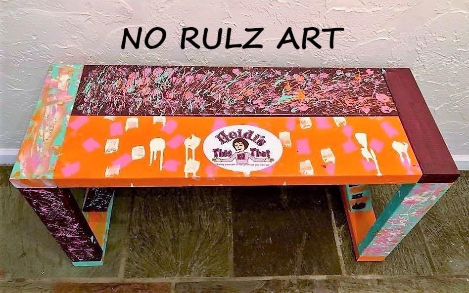 No Rulz Bench