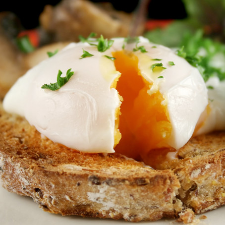 Tasty Tales of Monaghan - The Druid's Egg