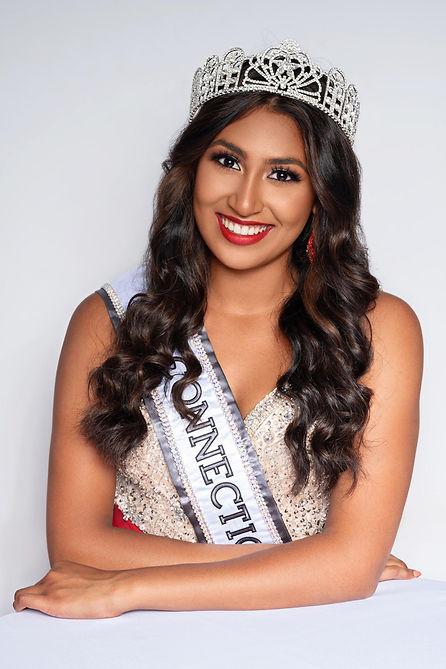 Miss Connecticut Teen USA 2021 Nikitha Kikanamada