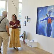 Arbeit: Noëlle Berg, Blazenka  Kostolna