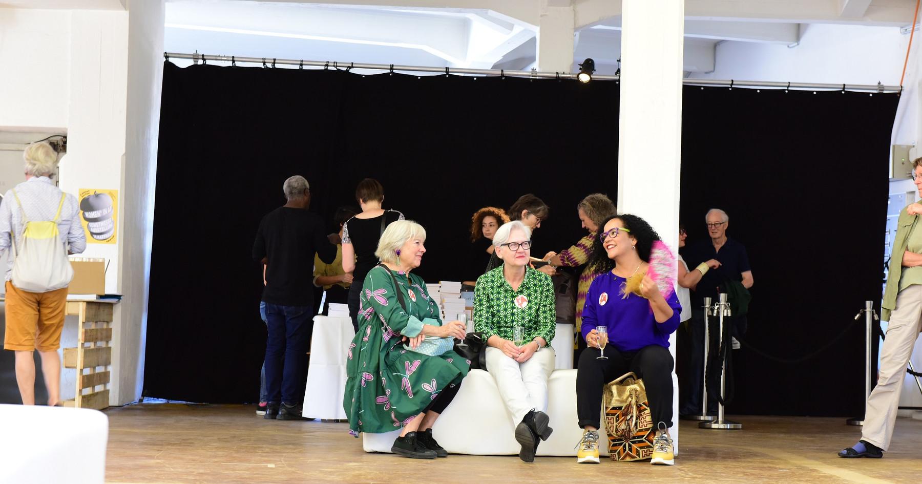 Impressionnen der FATart Fair 2019