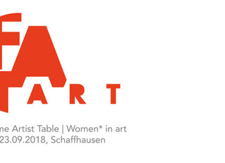 Women* in art Referate & Panelgespräch