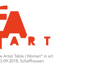 Women* in art Referate & Panelgespräch