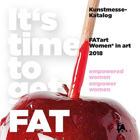 """FATart Fair 2018 Kunstmesse-Publikationen """"Women* in Art"""""""
