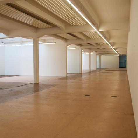 Kammgarn West, 4. Etage
