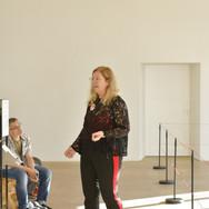 "Annkathrin Pöpel, Performance ""Sounding Influencer"""
