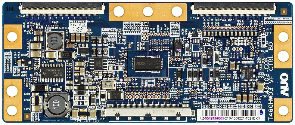 T460HW03 VF, 46T03-C0K,5542T14 C01