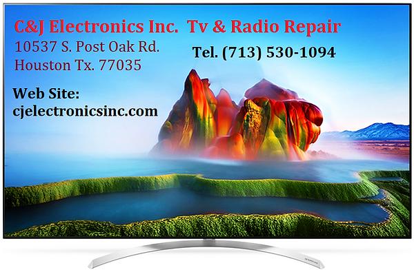 Tv Repair Houston 5