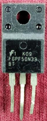 FGPF50N33