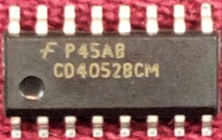 CD4052BCM