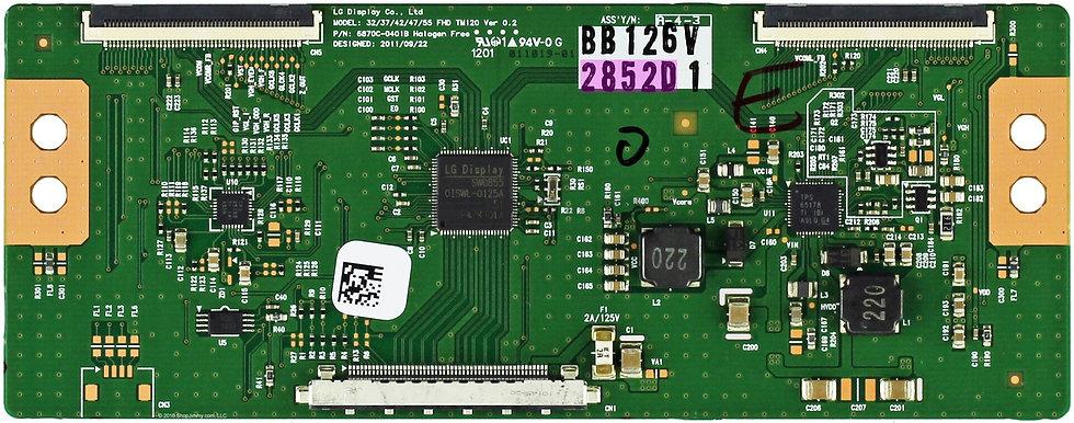 6870C-0401B , 2852D1