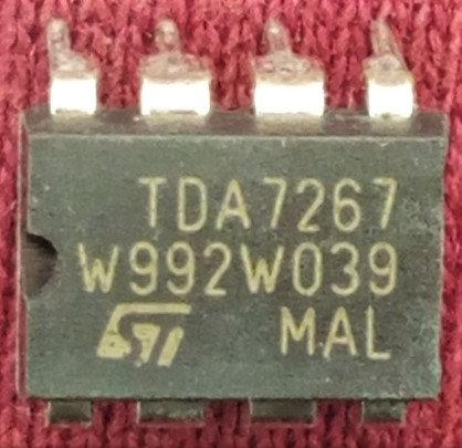 TDA7267