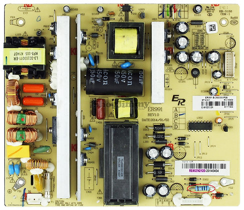 ER991-B   266300-P08  KB-150  RE46ZN2120