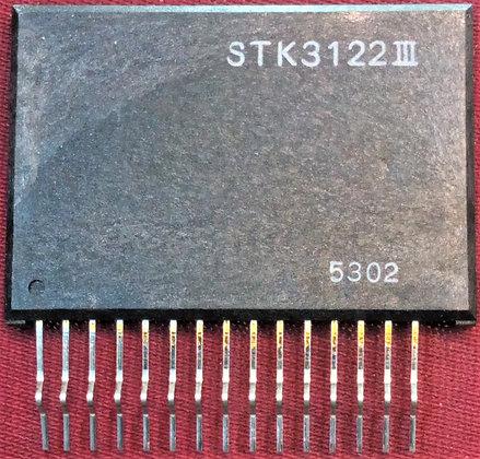 STK3122 III