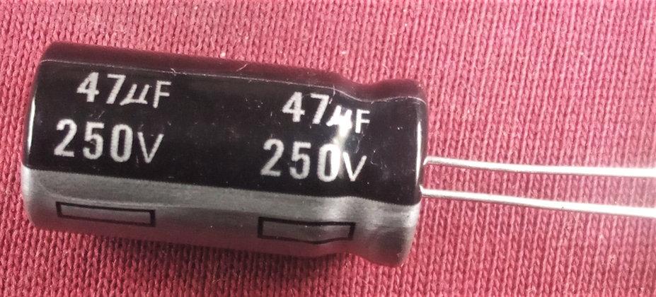 47mF 250V