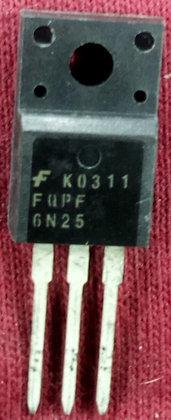 FQPF6N25